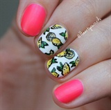 Lemon Nails! 🍋🍋🍋