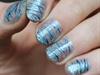 Sugar Spun Ice Nails ❄️