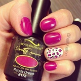 Purple Dreamin Leopard