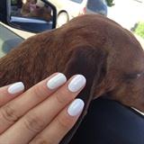 White BSG Nails