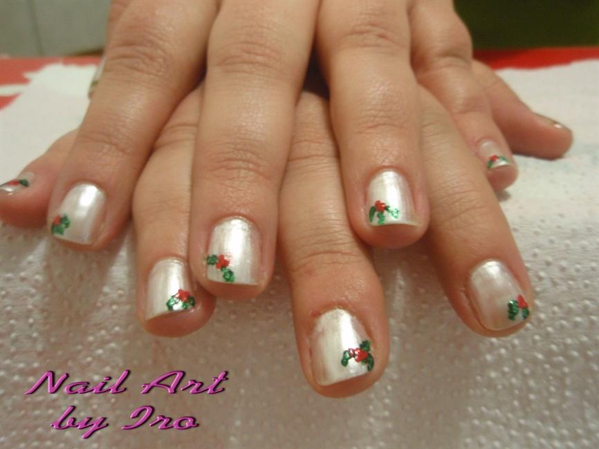 Christmas Nail Art I - Nail Art Gallery