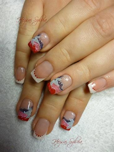 brill gel+hand paint
