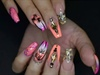 Cute nail designs :D