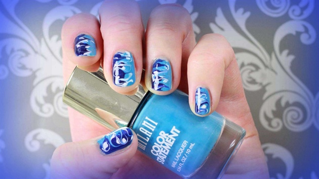 Heart Breath-taking Nails