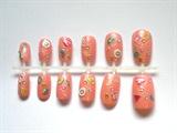 Glitter Pink Fruit