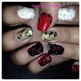 All natural nails!