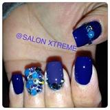 Blue fun !!