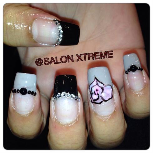 3d fun nails !!
