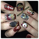 Wild nails !!