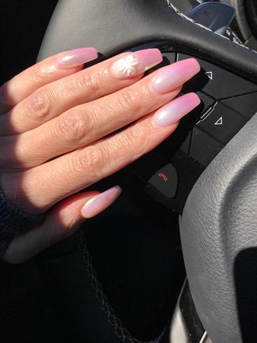 Unicorn nails!