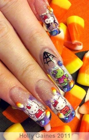 Hello Kitty Trick or Treat!
