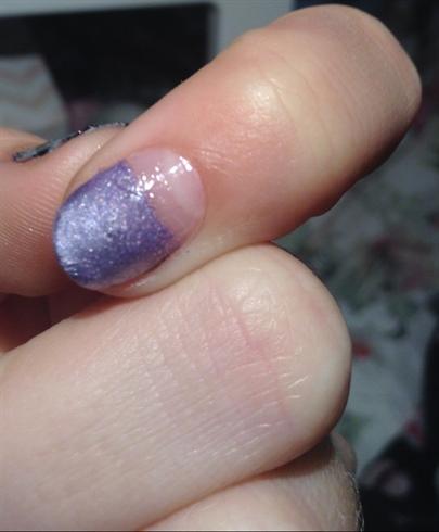 Purple Ombré