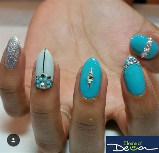 Turquoise Beauties