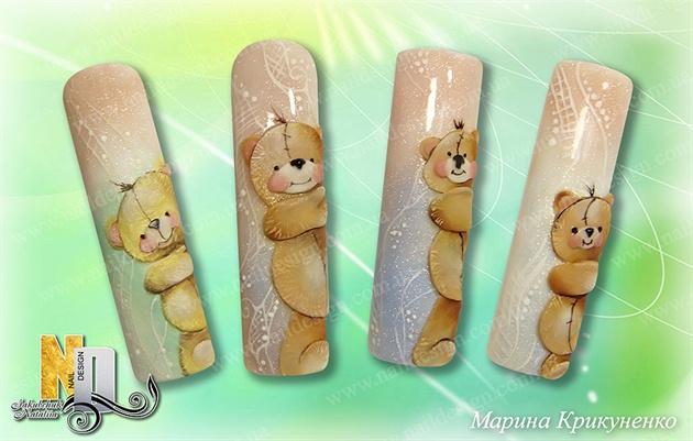 Teddy Bear - 3D design course