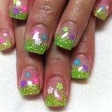 #glittertips#nailsbyaly