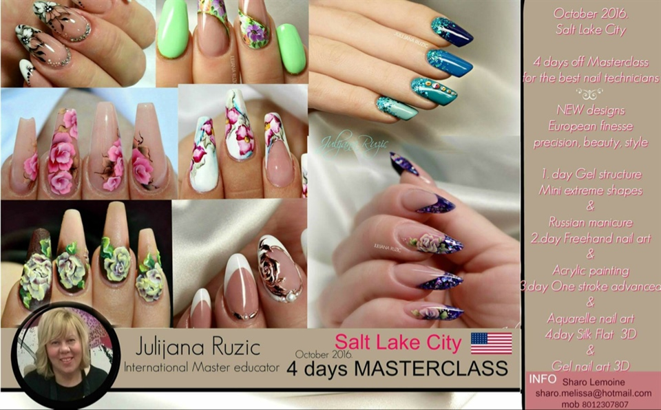 Structure And Nail Art - Nail Art Gallery
