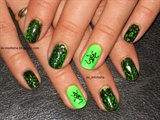 OPI Black Spotted ... Poisonous lizard