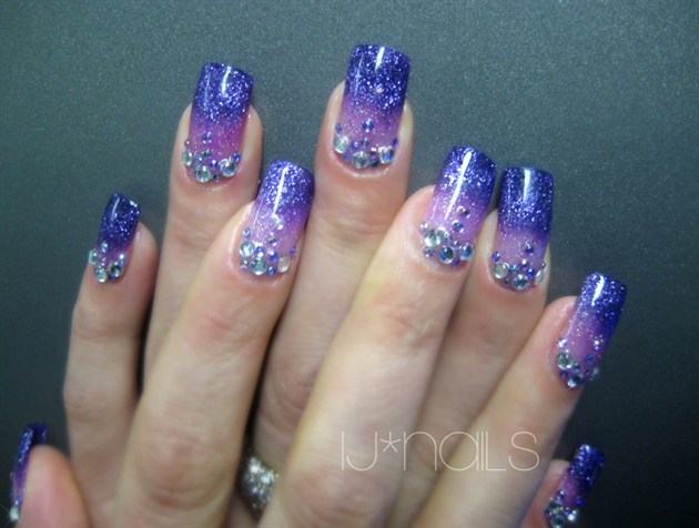 Disco Purple Diva