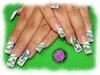 Smurfs - Kookie's Nails Team Work