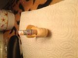 Bouquet fimo nails