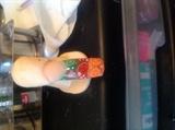 Fruit salad nail