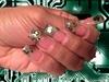 Motherboard Nail art