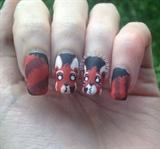 Cutesy Red Pandas