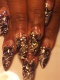 Ms. Lex Rocking Black N Silver