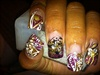Ms. Keiona Gold Glitters n More