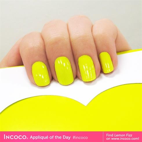 Lemon Fizz by Incoco