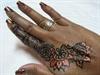 Henna/Mehendi design