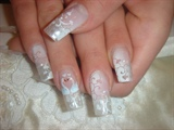wedding nails 2011