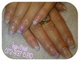 pink&white stripey