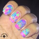 Sarah Wrap Nails