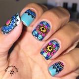 Mandala Nails