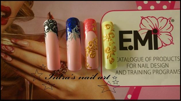 E.mi nail art