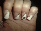 Versace nails