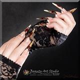 Hand-Painted by Irina Gafvelin