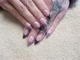 Glitter nails (rom 2015)