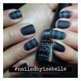 Black/grey Stripes