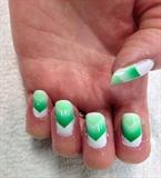 Airbrush Natural Nails