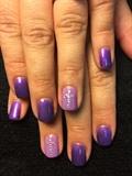 Lenten Nails