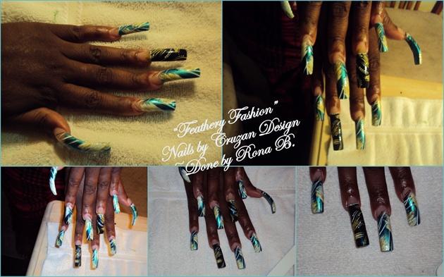 Feathery Fashion