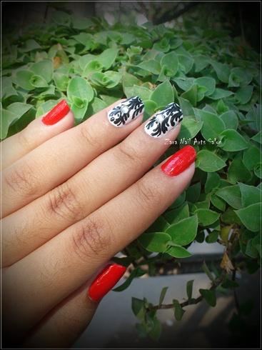 Pohela Boishakhi Nails