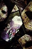 Purple Venetian MardiGras