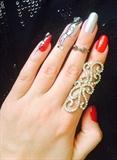 Red Twirls