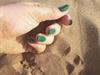 Green Summer Nails 💚
