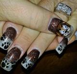 glitter puppies