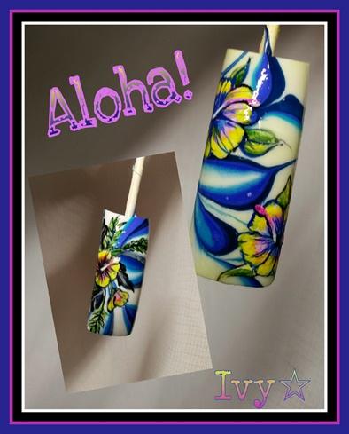 Hawaiian Shirt inspired