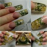 My Bday nails!